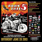 Born Free Blog &amp; Show Info