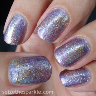 Shimmer Seriotype Nails