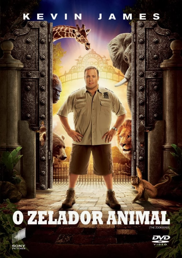 O Zelador Animal – Dublado (2011)
