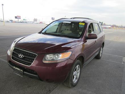 Hyundai santa fe 2007 recien importada $ 640