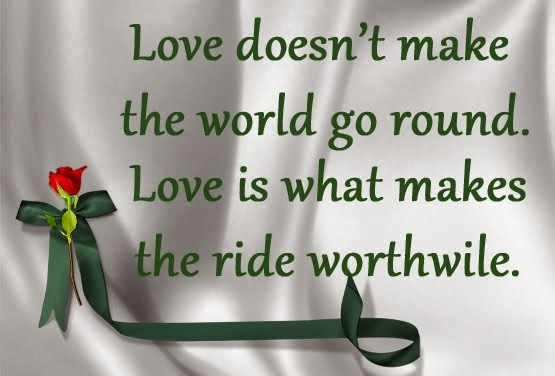 Love is Worthwhile