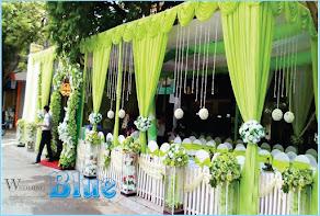 Khung rạp theo tông màu - Khung rạp cưới hỏi đẹp 2016