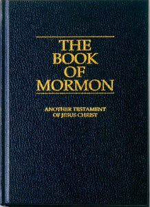 Would you like a free copy of the Book of Mormon?