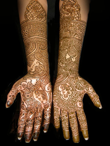 Patterns and Designs for Henna Art - Henna Caravan - Henna Artists