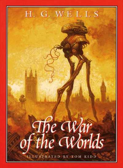 a short review of war of the worlds a novel by h g wells The war of the worlds by herbert george (hg) wells was first published in 1898 it's now part of the public domain, so you can get an ebook version for free (for example, from amazon by clicking the cover at left.