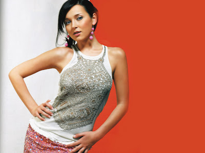 Russian Popstar Alsou Wallpaer