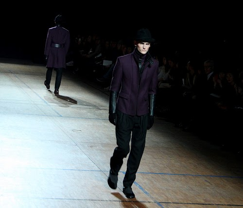 Songzio Menswear Fall/Winter 2012