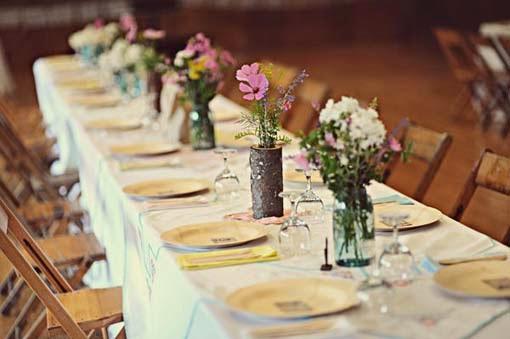 Easy wedding reception decoration ideas budget |http://weddingstopic ...