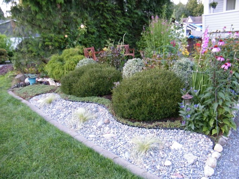 Front Yard Landscaping Design Ideas Garden Edging Ideas