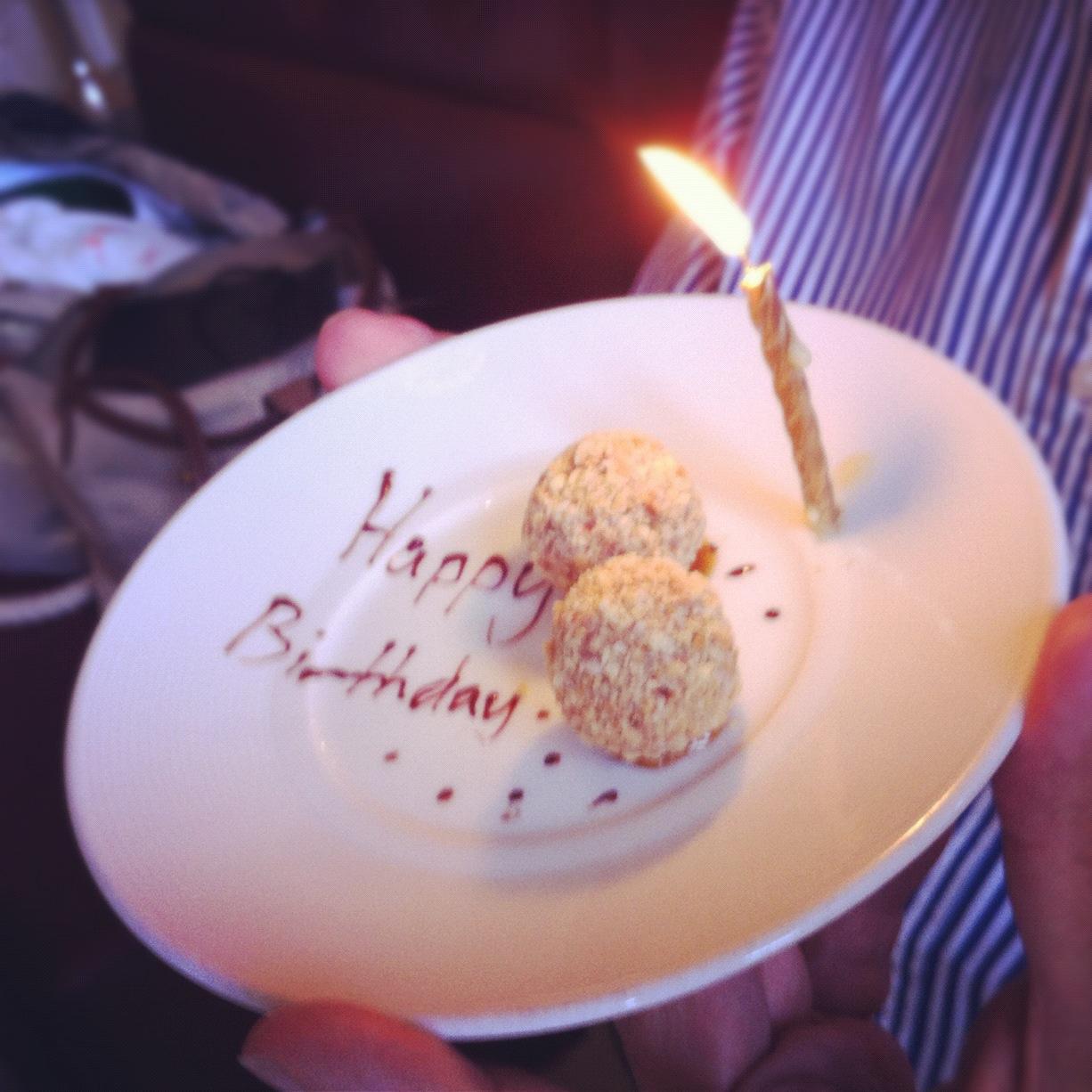 Happy Birthday Papou !!
