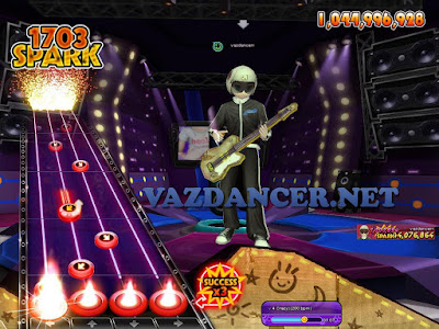 Cheat Guitar Ayodance Pro