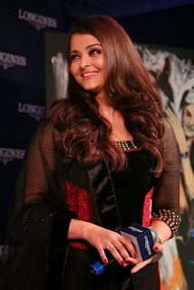 latest awards function of logines with aishwarya rai
