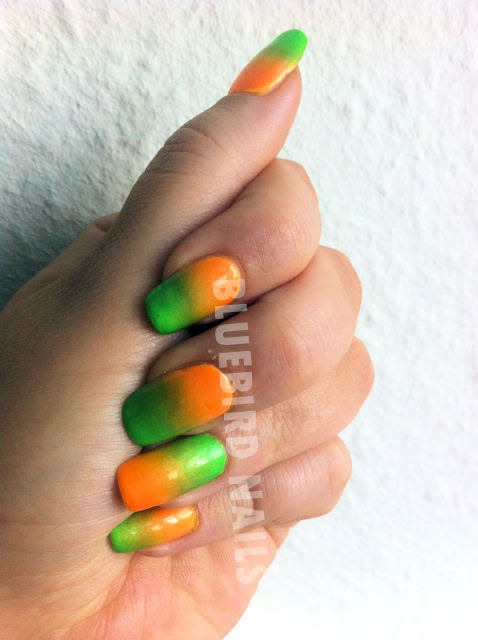 china glaze summer neons