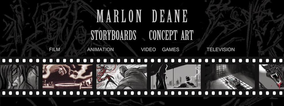MARLON DEANE ART