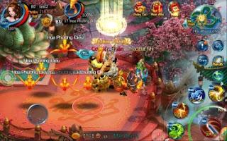 Tải Game Vạn Kiếm Quy Tông Cho Android