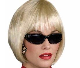 Chic Blonde Bob