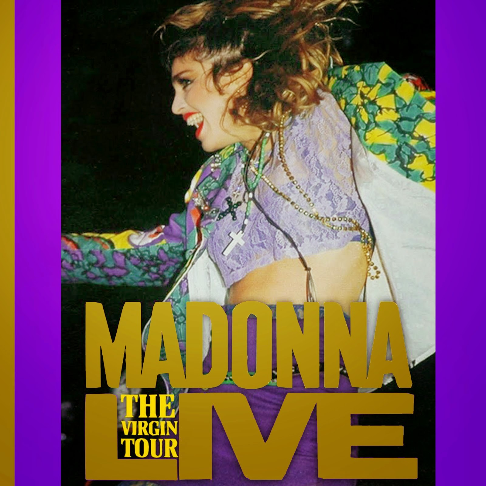 The Virgin Tour Dvd 39
