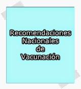 Normas Nacionales de Vacunación