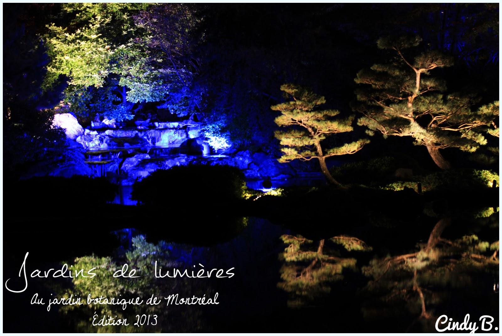 Le blog de c et o montr al la magie des lanternes au for Au jardin de fanny montreal