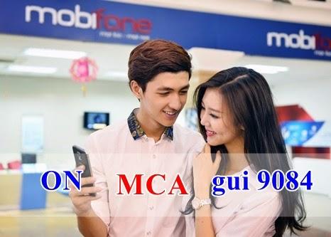 dịch vụ thông báo cuộc gọi nhỡ Mobifone MCA