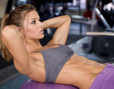 How to Get Six-Pack Abs in 6 Minutes on the Couch