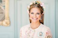 La princesse Madeleine de Suède