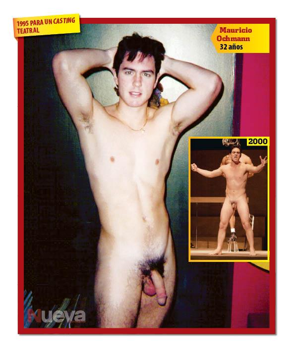Pee Wee Salinas Desnudo