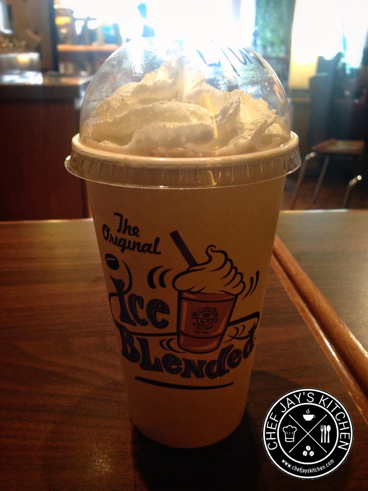 The Coffee Bean & Tea Leaf - CBTL The Ultimate Vanilla