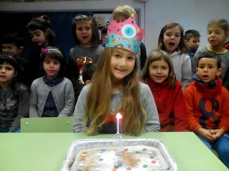 N'Alba ja té 6 anys!!
