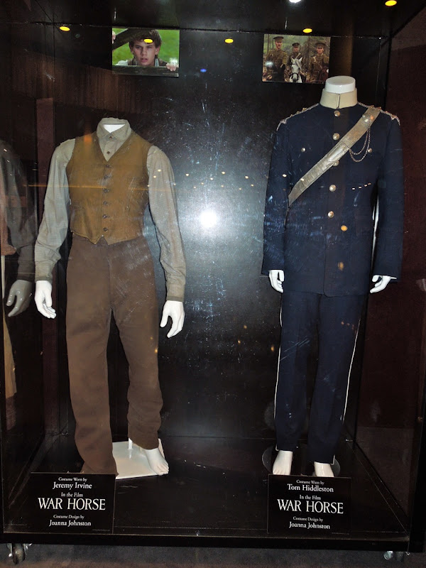 Original War Horse movie costumes