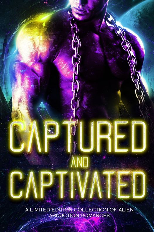 Pre-Order Now! Captured and Captivated