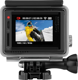 The GoPro HERO + LCD camera available at Best Buy
