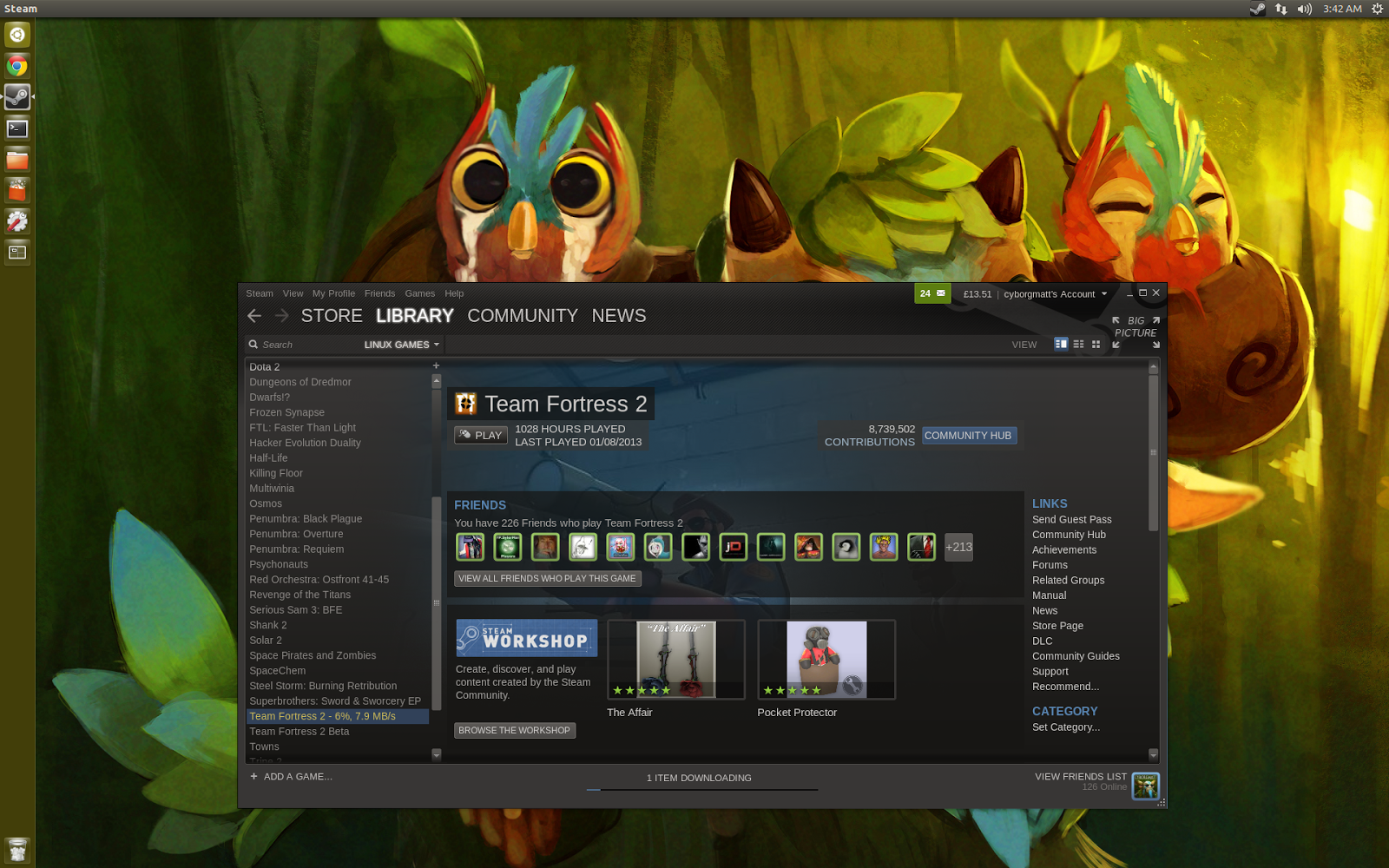 dota 2 game to be available natively on linux web upd8 ubuntu