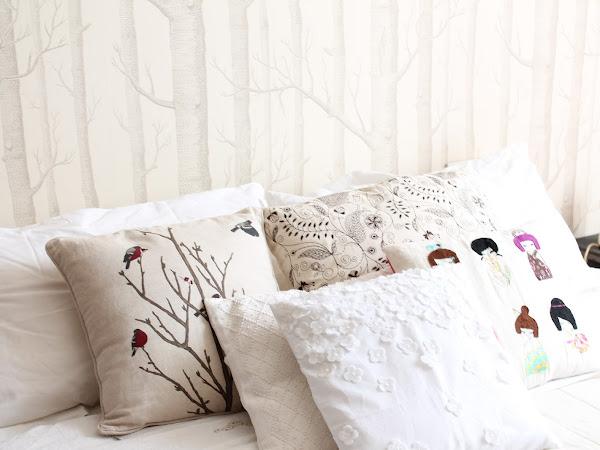 DIY Cuscino a Fiori/ DIY Flowers Pillow