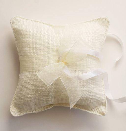 DapperLads Handmade Ring Bearer Pillows