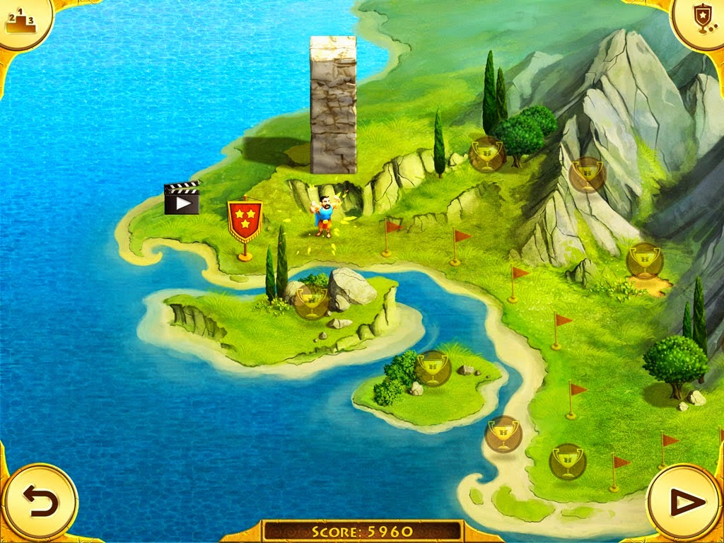 Download Free 12 Labours of Hercules: An Ancient Hero Time Management V1.1
