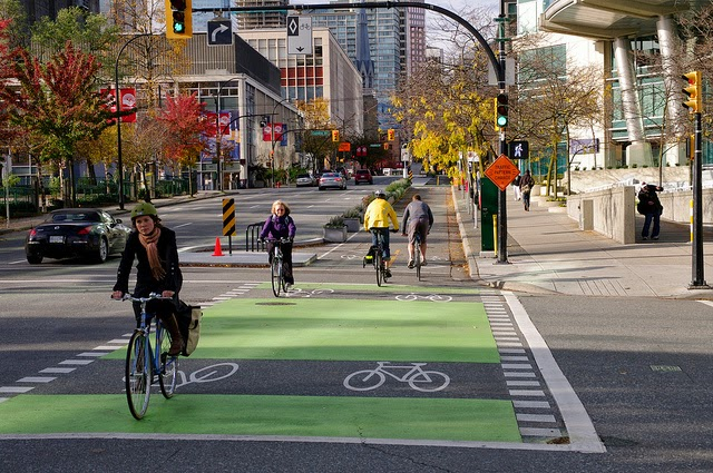 велоалея колело каска инфраструктура