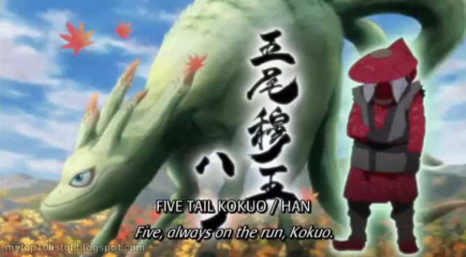 Kokuo (Five-Tails also Gobi) / Han