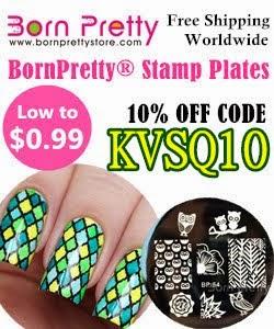 10% zniżki na zakupy w Born Pretty Store
