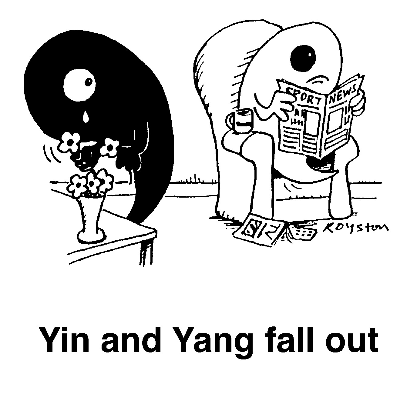 Blog how do the concepts of yin and yang relate to your animal remember that yin is the dark side of the hill it represents slow and passive energy biocorpaavc Gallery