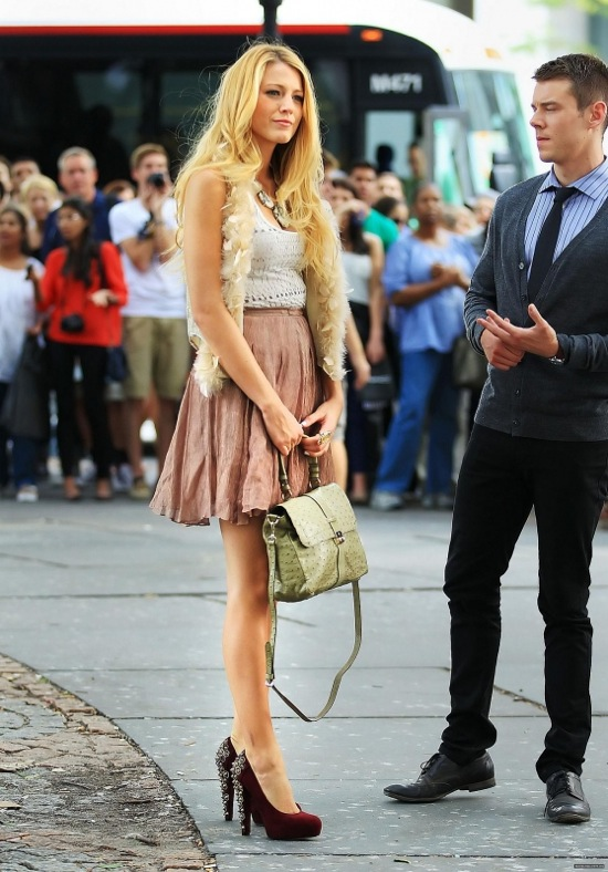 Fashion Gossipology Style Hunter Serena Van Der Woodsen
