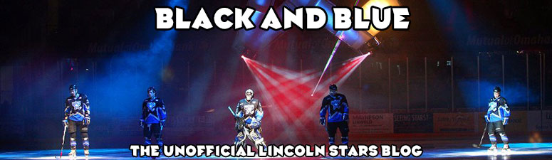 Black and Blue:  The Unofficial Lincoln Stars Blog