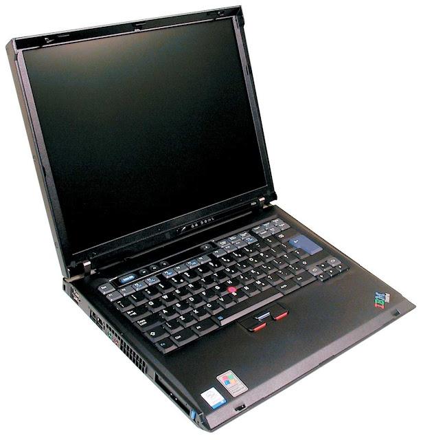 IBM ThinkPad R50