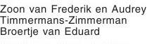 Timmermans Zimmerman