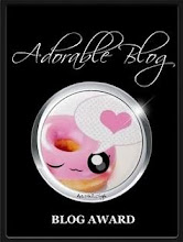 "Premio ""Adorable Blog"" recibido de mi amiga Rosy !!"