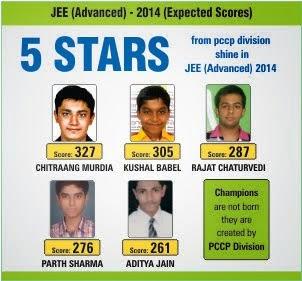 PCCP stars
