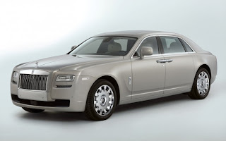 Rolls Royce Ghost EWB Wallpaper
