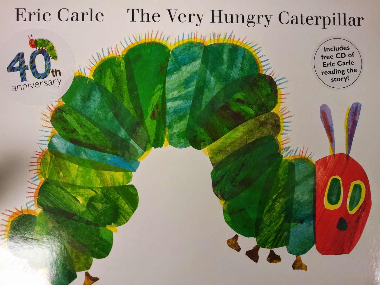 Lot 14 Eric Carle My Very First and Very Little Library Toddler Board Books VGC
