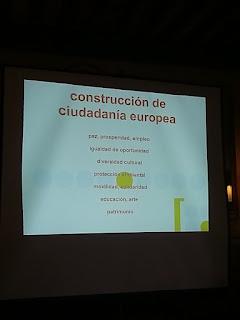 construir ciudadanía europea mediante una formación en valores