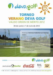 Deva Golf Torneo Verano